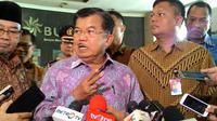 Wakil Presiden Jusuf Kalla. (Liputan6.com/Ahmad Romadoni)