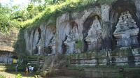 Situs Gunung Kawi Tampaksiring yang berada di Kecamatan Tampaksiring, Kabupaten Gianyar, Provinsi Bali. (dok. kebudayaan.kemdikbud.go.id)