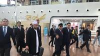 Calon Presiden Prabowo Subianto pergi ke Brunei Darussalam pada Kamis 16 Mei 2019. (Ist)