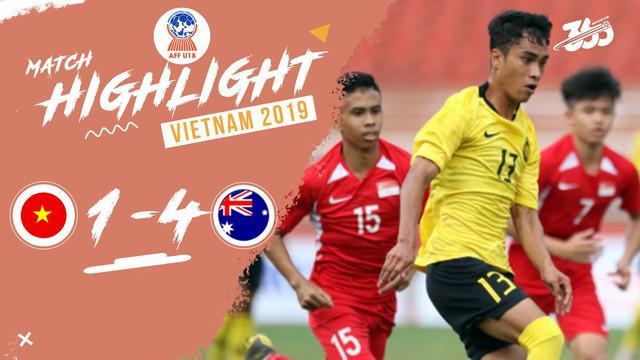 Berita video Vietnam U-18, sebagai tuan rumah, belum meraih hasil yang terbaik di Piala AFF U-18 2019. Mereka kalah 1-4 dari Australia setelah sebelumnya hanya menang 1-0 atas Malaysia.