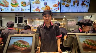 Menunggu 29 Tahun, KFC Berhasil Buka Gerai Perdana di Tibet