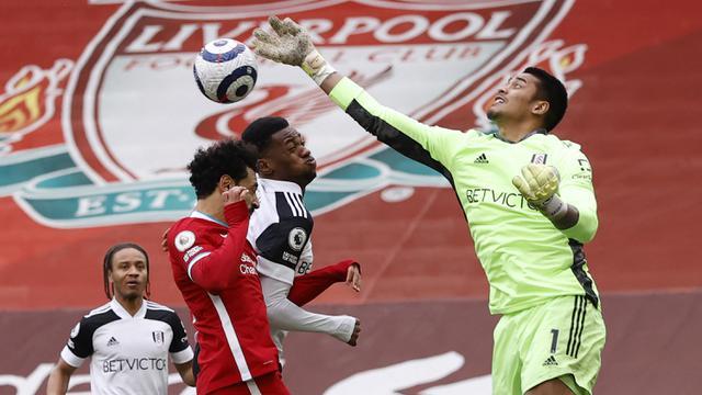 FOTO: Menjamu Fulham, Liverpool Keok Lagi 0-1 - Alphonse Areola