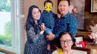 Penampilan Puput Nastiti Devi yang dikabarkan tengah hamil anak kedua, jadi sorotan. (Sumber: Instagram/@btpnd)
