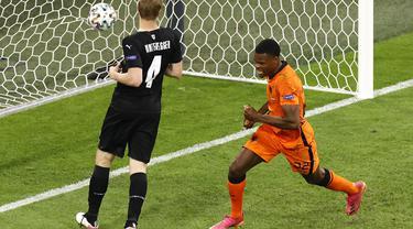 Belanda Vs Austria di Piala Eropa 2020