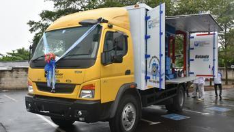 Mobile Workshop Service Permudah Pelanggan dalam Melakukan Perawatan Mitsubishi Fuso