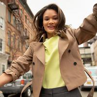 Dukung Perempuan Jadi Wakil Rakyat, dua merek fashion asal Amerika lansir koleksi khusus (Foto: instagram/mmlafleur)