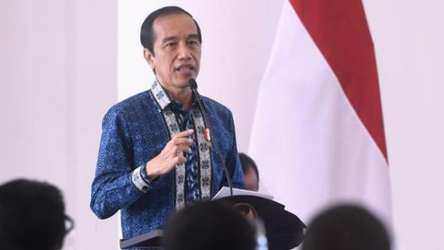 Jokowi: Kabinet Indonesia Maju Dipenuhi Kader-Kader HMI - News Liputan6.com