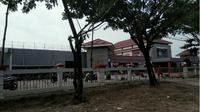 Kerusuhan di Rumah Tahanan Kelas IIB Sialang Bungkuk, Kecamatan Tenayanraya, Kota Pekanbaru, 40 tahanan kabur. (Liputan6.com/M Syukur)