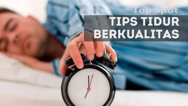 Melakukan beberapa hal ini akan membuat tidur anda lebih nyenyak.