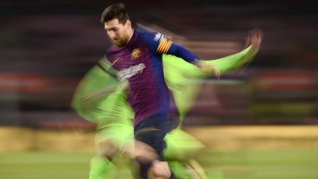 Barcelona Tak Khawatirkan Kontrak Lionel Messi