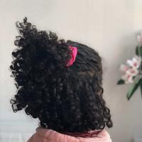 Tidak perlu cemas rambut rusak dengan model ikat rambut ini.