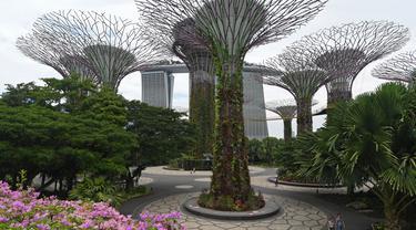 Tempat Wisata di Singapura Sepi