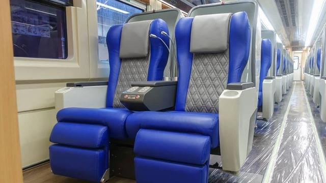 Mudik Mewah Naik Kereta Sleeper Luxury 2 Apa Saja Fasilitasnya