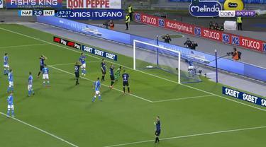 Berita video highlights Serie A 2018-2019 antara Napoli melawan Inter Milan yang berakhir dengan skor 4-1, Minggu (19/5/2019).