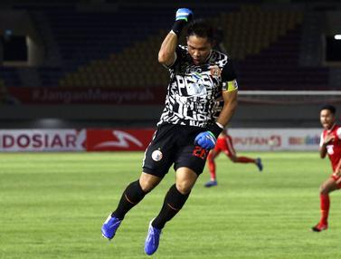 FOTO: Menang Dramatis, Persija Melaju ke Final Piala Menpora