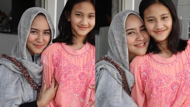 7 Potret Terbaru Risma Nilawati Mantan Istri Ferry Maryadi Yang Kini Berhijab Hot Liputan6 Com