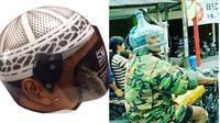 Modifikasi Helm (Sumber:1cak)