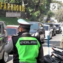 Polres Cimahi melakukan simulasi untuk mengurai kemacetan di wukayah Lembang dan sekitarnya menjelang libur panjang Natal dan Tahun Baru. Polisi akan membatasi kendaraan bisar termasuk bus ke wilayah Lembang