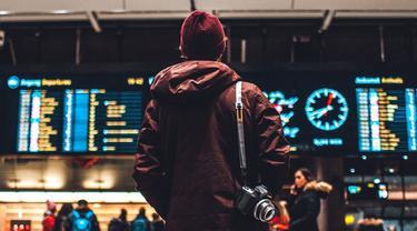 Ilustrasi travel