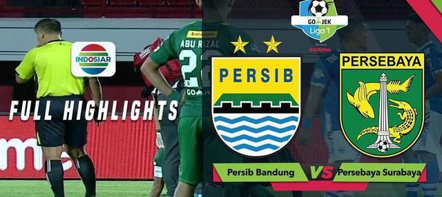 Persebaya Surabaya membawa pulang tiga poin usai menaklukkan Persib Bandung 4-1 di Stadion Kapten Dipta, Gianyar, dalam lanjutan kompetisi GO Jek Liga 1 2018 bersama Bukalapak, Sabtu (20/10/2018).