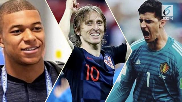 Piala Dunia 2018 telah selesai digelar. Namun, cerita tentang para pemain terbaiknya masih terus diperbincangkan. Berikut adalah 3 fakta dibalik para pemain terbaik Piala Dunia 2018.