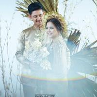Tasya Kamila dan Randi Bachtiar telah bertunangan pada 1 Juli 2018 lalu. Sempat mengunggah foto prewedding yang bernuansa adat Minang, kini terungkap soal tanggal pernikahan mereka. (Instagram/tasyakamila)