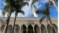 Masjid Terbesar di Australia Kumandangkan Azan buat Kali Pertama. (dok.Instagram @lma_digital/https://www.instagram.com/p/B_jkKuKBXOA/Henry)