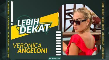 Berita video Lebih Dekat kali ini memperkenalkan sosok Veronica Angeloni, atlet voli cantik asal Italia yang pernah main di Proliga dan penggemar berat Juventus (part I).
