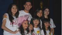 Beda Penampilan 5 Pemeran Film Hafalan Shalat  Delisa, Bikin Pangling  (sumber: KapanLagi.com)