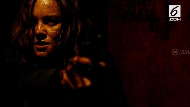 Captain Marvel, pahlawan wanita super di komik Marvel, diduga muncul dalam film Avengers: Infinity War.
