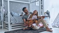 Ilustrasi orangtua dan anak (iStockphoto)