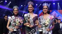 Tibalah saat yang dinantikan jutaan rakyat Indonesia. Berikut adalah 3 besar finalis Puteri Indonesia 2016.