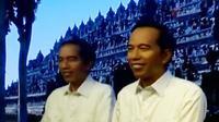 Patung lilin Presiden Joko Widodo atau Jokowi dipajang di Museum Madame Tussauds Hong Kong. Sementara Korea Utara melakukan uji coba rudal balistik. (Liputan 6 SCTV)