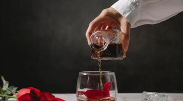 Ilustrasi Kecanduan Alkohol