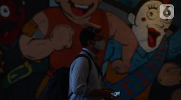Angka Kasus Aktif Positif COVID 19 di Indonesia Kian Meningkat