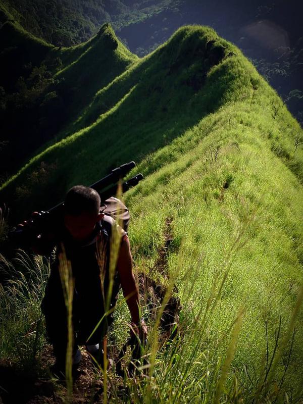 Gunung Piramid (Dok.Instagram/@bondowoso_traveller/https://www.instagram.com/p/Bze7nK2FnCK/Komarudin)