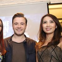 Shane Filan bakal ajak penonton konsernya nostalgia dengan Westlife. (Bambang E Ros/Bintang.com)