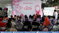 Deteksi dini kanker payudara bersama RS Siloam Manado
