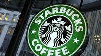Ilustrasi Starbucks. (AP)