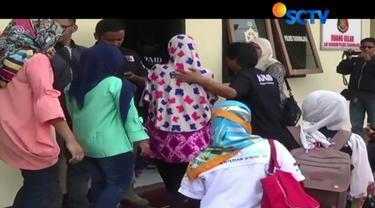 Bocah 10 tahun korban pelecehan seksual cabuli enam teman sekolahnya di Kabupaten Tasikmalaya, Jawa Barat.