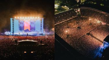 Selandia Baru Gelar Konser 50.000 Penonton Tanpa Masker, Ini Faktanya