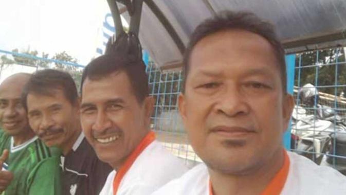 Mantan pelatih Persib Bandung, Suryamin. (dok. Persib Bandung)