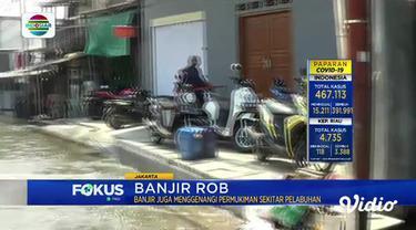 Fokus Pagi edisi (16/11) mengangkat beberapa tema di antaranya, Gedung RTMC Polda Jawa Timur Terbakar, Polisi Tangkap Preman Pemalak Sopir, Kemunculan Telur Dan Anak Ular Kobra, Unjuk Rasa Pendukung Trump Berakhir Ricuh.