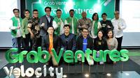 Menkop dan UKM Teten Masduki, dalam acara pendaftaran Grab Ventures Velocity (GVV) angkatan 3, di Jakarta, Selasa (3/3/2020). (Dok Kementerian Koperasi dan UKM)