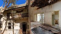 Rusak dan Nyaris Ambruk, Rumah Ini Malah Terjual Rp 45 Miliar (Sumber: Mirror)