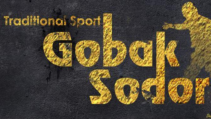 Seru Bermain Traditional Sport Gobak Sodor Citizen6 Liputan6 Com