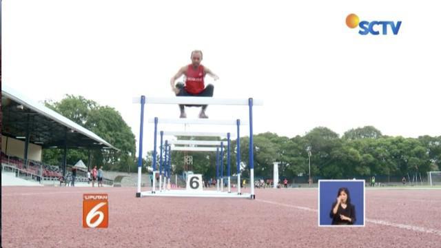 Setiyo Budi Hartanto ternyata tidak sengaja terjun jadi atlet difabel atletik.