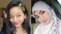 6 Potret Aktris FTV Glenca Chysara Tampil Berhijab, Bikin Pangling (sumber: Instagram.com/glenkachysara)