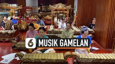 musik gamelan