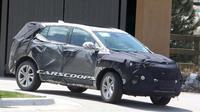 Calon model terbaru Chevrolet Trax mulai diuji. (Carscoops)